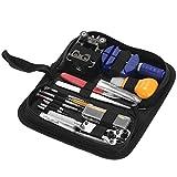 Professional kit riparazione orologi orologiaio case Opener Link Remover Spring Bar set W/Carry Bag