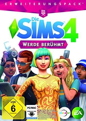 Die Sims 4 - Werde berühmt (Code in der Box) - Erweiterungspack - [PC]