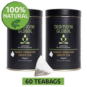 Teamonk Cinnamon Green Tea Variations 24  Teamonk Cinnamon Green Tea Variations 51MxLyWV6JL