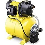 TROTEC Hauswasserwerk TGP 1025 E 3.300 l/h Förderleistung 1.000 Watt Leistung ...