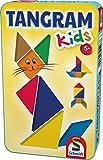 Schmidt Spiele Tangram Kids - Rompecabezas (Rompecabezas de Figuras, Fantasía, Niños, Niño/niña, 5 año(s), Madera)