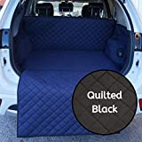 Premier Products - Fully Tailored Waterproof Quilted Boot Liner in Black for Outlander PHEV (2014-2017)