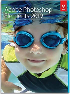 Adobe Photoshop Elements 2019 | Standard  |  PC  | Téléchargement