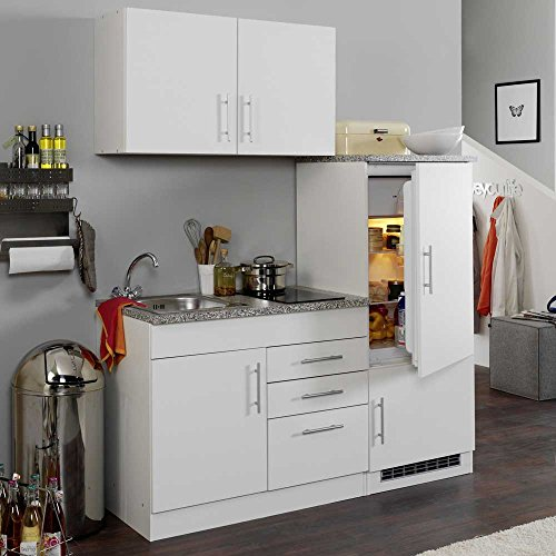 Li❶il Singleküche Mit Kühlschrank Und Ceranfeld Neu 2019