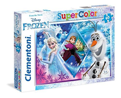 Clementoni 26917 - Frozen - Puzzle 60 pezzi