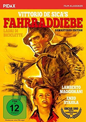 Fahrraddiebe - Remastered Edition (Ladri di biciclette)  / Preisgekröntes Meisterwerk von Vittorio de Sica (Pidax Film-Klassiker)