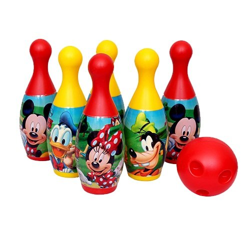 Disney Bowling Set - Mickey and Friends