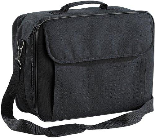 Xcase Case: Gepolsterte Beamer-Tasche Universal mit Innenteiler, Größe L (Schutztaschen)