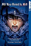 All You Need Is Kill Manga 01: The Edge of Tomorrow