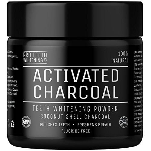 Poudre de blanchiment des dents au charbon actif ( activated charcoal teeth...