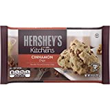 Hershey's Cinnamon Baking Chips - 10 oz (283g) Gluten-free and kosher baking chips