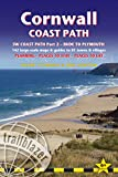 Cornwall Coast Path 2019 (Trailblazer British Walking Guide) with 142 Large-Scale Walking Maps & Guides to 81 Towns & Villages - Planning, Places to Stay, Places to Eat (British Walking Guides)