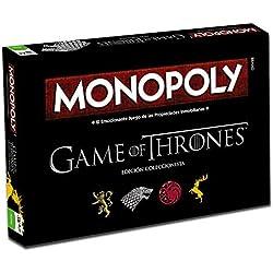 Monopoly - Edición juego de tronos (82905)