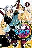 Demon Slayer 9: Kimetsu No Yaiba: Volume 9
