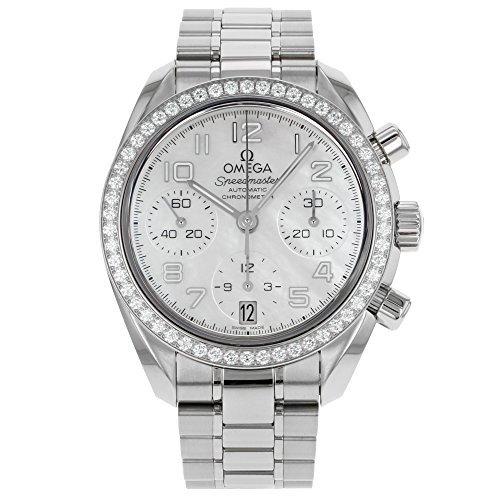Omega Speedmaster Mutter von Perle Chronograph Damen-Armbanduhr 324.15.38.40.05.001von Omega
