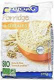 Bjorg Porridge 3 Céréales Bio 375 g - Lot de 3