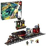 LEGO 70424 Hidden Side Geister-Expresszug Kinderspielzeug, Augmented Reality Funktionen