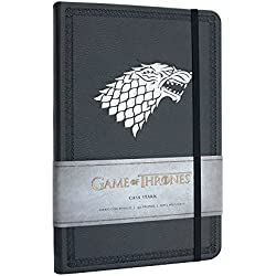 Cuaderno Juego de tronos, casa Stark