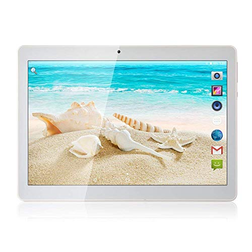10 Zoll 4 Core CPU Android 7.0-Tablet, 4GB RAM, 64GB interner Speicher, WIFI, Kamera, GPS,Dual-SIM,...