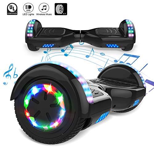 MARKBOARD Hoverboard 6.5 inch con Bluetooth Scooter Elettrico Auto bilanciamento Monopattino...