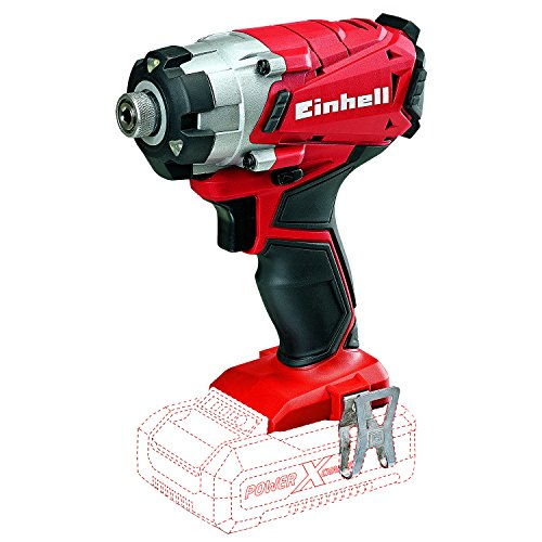 The Einhell TE-CI 18Li Cordless Impact Screwdriver is a reasonably priced tool for DIY jobs.  To get a powerful Lithium Ion battery (one battery fits all Einhell products), a high quality charger and a robust and effective driver in a decent storage case seems great value for the price.