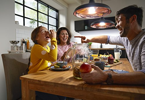 51OLfThvEiL [Bon Plan Philips HUE] Philips Hue Pack de 2 ampoules connectées White Ambiance E27 - Fonctionne avec Alexa