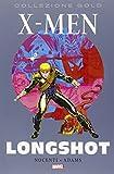 Marvel Gold Longshot