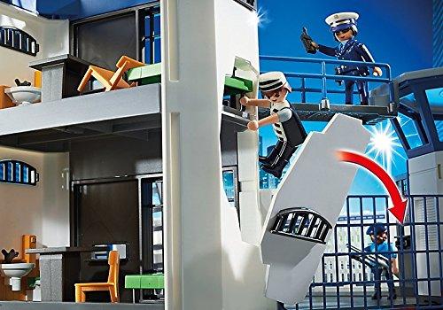 Playmobil 6919.0 Polizeistation mit Gefängnis, Spielset - 5