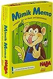 HABA 4732 Mimik Memo - Juego de Cartas Infantil de Memoria y mímica (en alemán)