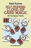 Self-Working Close-Up Card Magic: 53 Foolproof Tricks