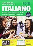 Curso Pons Italiano. 2 libros + 4 CD + DVD (Pons- Curso Autoaprendizaje)