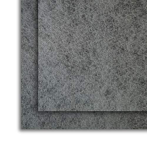 2 Filtri per Cappa Cucina con Carboni Attivi. 2 pezzi 57 x 47 CM. UNIVERSALE. Ritagliabilie A...