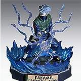 CALSD Naruto Character Toys - Kakashi San Diego Édition Limitée25CM Statuette Anime Modèles/Cadeaux/Souvenirs/Collections/Métiers
