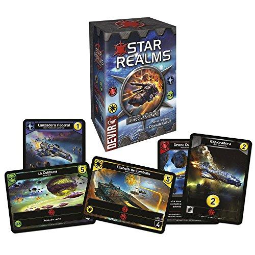 Devir Star Realms, Juego de Mesa en Castellano, Miscelanea (222678)