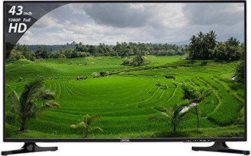 Onida 109.22 cm (43 Inches) Full HD LED TV 43FB1 (Black)