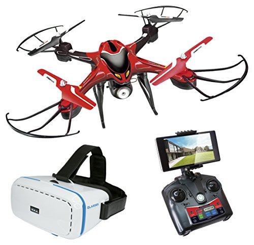 World Brands–Next, drone con occhiali di realtà virtuale, xt280710