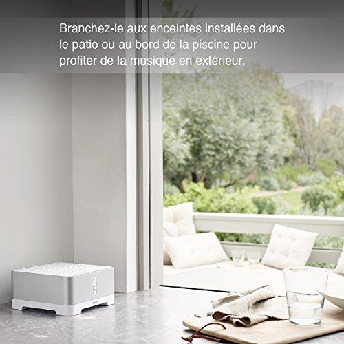 51PFfUcNi2L [Bon Plan Amazon] Sonos CONNECT:AMP - Connexion amplifiée sans fil de votre chaine Hi-Fi avec tous les produits Sonos