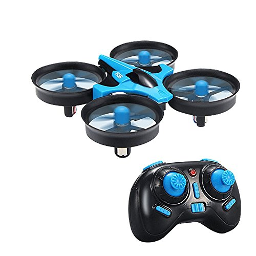 JJRC mini drone H20C mini drone, fotocamera HD 2.0MP, 2,4G, 6CH, rotazione 3D, un tasto per...