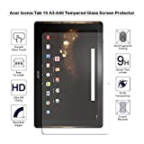 Acer Iconia Tab 10a3-a40Screen Protector–Fiimi proteggi schermo in vetro temperato per Acer Iconia Tab 10a3-a40,9h durezza, 0.3mm di spessore con vetro vero