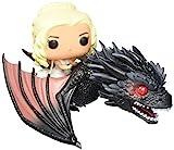 Funko-Il Pop Vinile Il Trono di Spade Drogo e Daenerys, Colore Standard, 7235