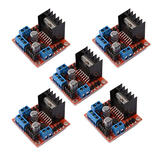 L298N is a kind of high voltage,high current motor driver chip produced by ST company.Having 15 pins as package, this chip has such features as high working voltage(maximum voltage up to 46V),large output current(instantaneous peak current up...