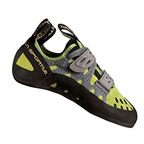La Sportiva Tarantula, Zapatos de Escalada Unisex Adulto, (Kiwi/Grey 000), 47.5 EU