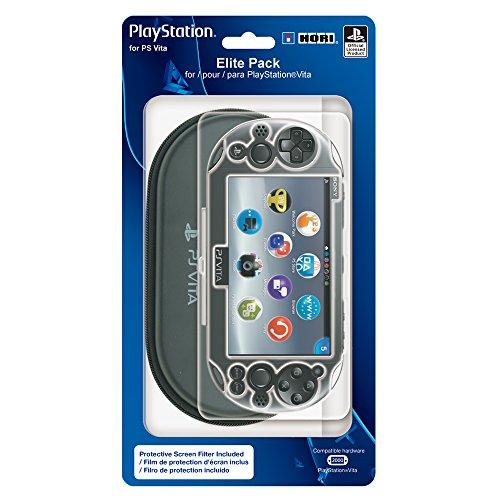 Hori Elite Pack Protective Starter Kit For Play Station Vita 2000
