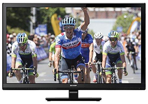 SHARP LC-24DHF4012E 60 cm (24 Zoll) Fernseher (LED HD TV)