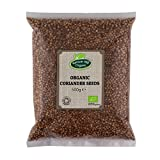 Organic Coriander Seeds 500g by Hatton Hill Organic - Free UK Delivery