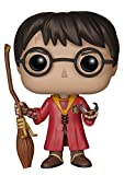 Funko - POP Movies - Harry Potter - Quidditch Harry
