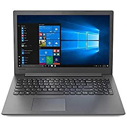 Lenovo Ideapad 130 Intel Core i3 6th gen Processor 15.6-inch Laptop (4GB/1TB HDD/DOS/2GB Graphics/Black/2.2kg), 81H70056IN