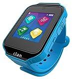 Clan - Smartwatch, color azul (Cefa Tronic 109)