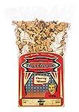 Axtschlag Räucherchips | Räucherholz zum Grillen & Smoken & Räuchern | 100 % Natur Pur | Für perfektes Grillen | für Holzkohle-, Gas- und Elektro-Grill | XXL Packung 1000 g | Kirsche