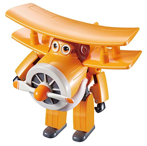 Super Wings Super Wings-EU710260-Transforming EU710260-Transforming Grand Albert, Colore Aranciore, YW710260